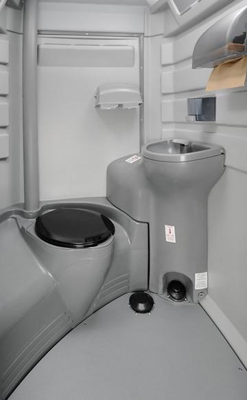 vip flush interior
